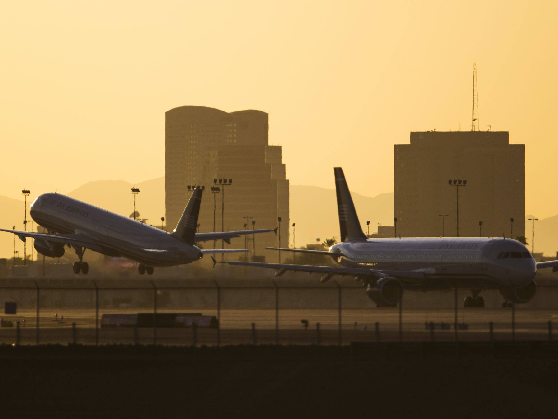 Phoenix is suing the FAA for changing flight routes