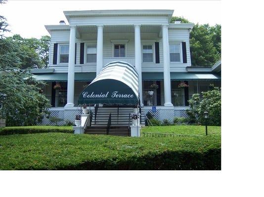 Colonial Terrace in Cortlandt Manor