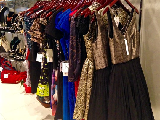 Melange is a women's clothing and accessories store.