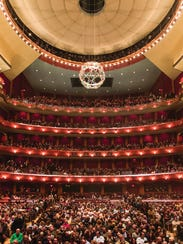 Prudential Hall, NJPAC