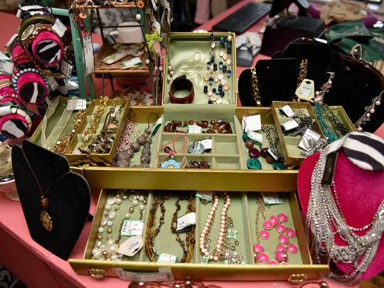 Trendy Treasures in Ridgeland carries jewelry along with clothes and accessories.