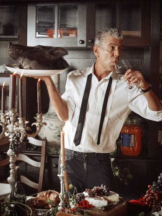Anthony bourdain i 39 d love to be able to say i 39 m from detroit for R kitchen confidential