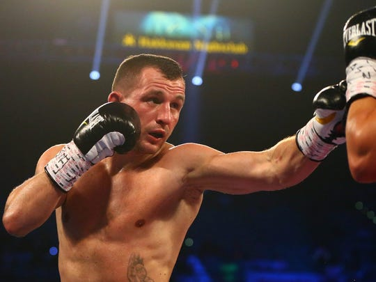 Egidijus Kavaliauskas, who lives in Camarillo and trains in Oxnard, will fight WBO world welterweight titleholder Terence Crawford on Saturday night in New York.
