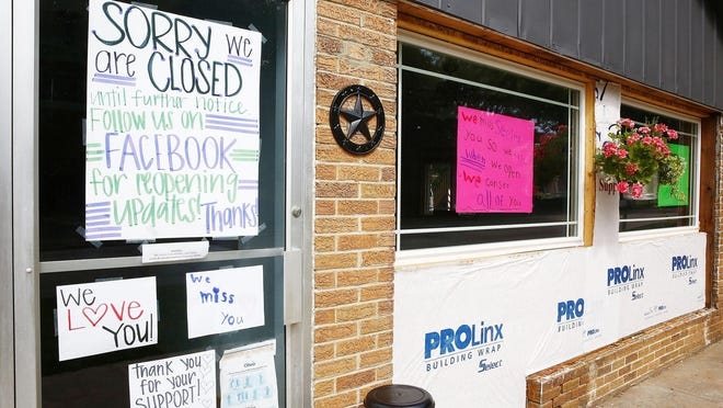 The Cattlemans Restaurant in Savannah has been closed since receiving a cease and desist letter from Ashland County Health Department last week.