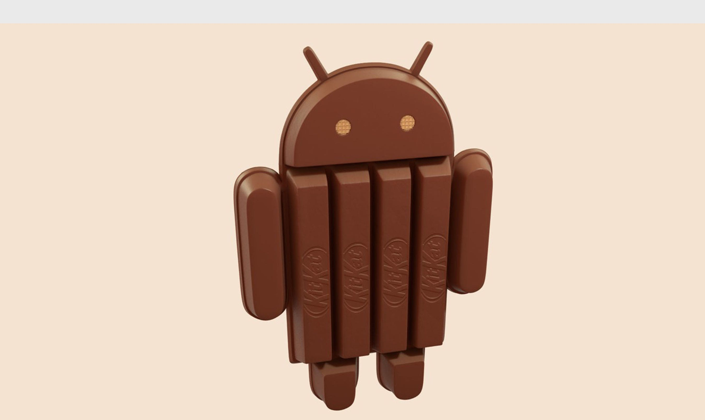 What is the android logo called
