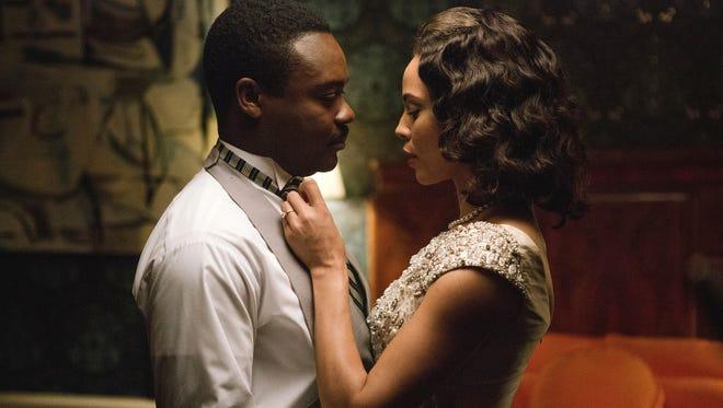 A scene from 'Selma.'