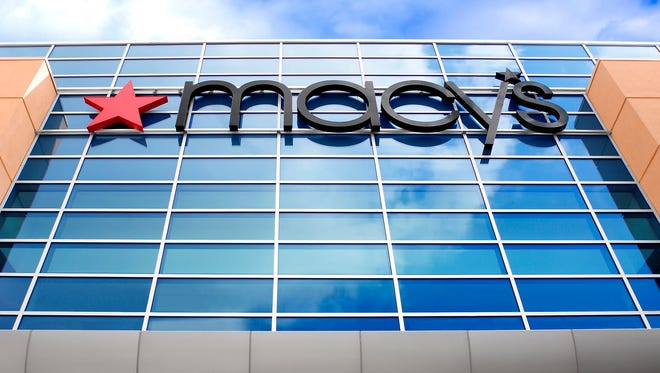Macy's is based in Cincinnnati.
