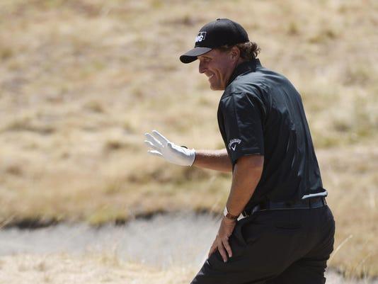 PGA: U.S. Open-Final Round