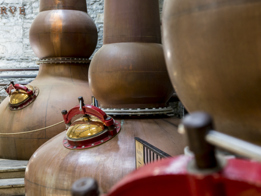 Tour Kentucky's historic Woodford Reserve Distillery