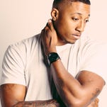 Lecrae will perform Sept. 4 at the LifeLight Festival.