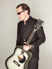 Joe Bonamassa, who recalls with fondness playing a