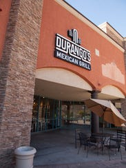 Durango's Mexican Restaurant in St. George Wednesday,