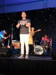 Equality Utah Executive Editor Troy Williams speaks about youth suicides in St. George on May 19, 2018.