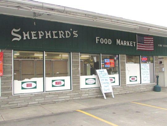Shepherd's Food Market, in business in Pine City since