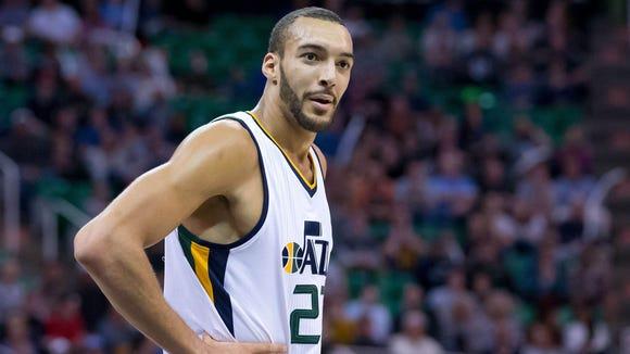 USP NBA: NEW ORLEANS PELICANS AT UTAH JAZZ S BKN UTA NOP USA UT
