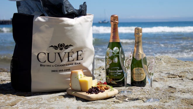 For a romantic afternoon, grab a picnic basket from champagne bar CUVÉE and head down to Avila Beach. The restaurant will pack it full of the freshest local ingredients and will help you pair your meal with delicious bubbles, beer and wine.