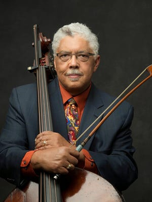 Rufus Reid is the anchor for Saturday's festivities as part of the Fred Sturm Jazz Celebration Weekend at Lawrence University.
