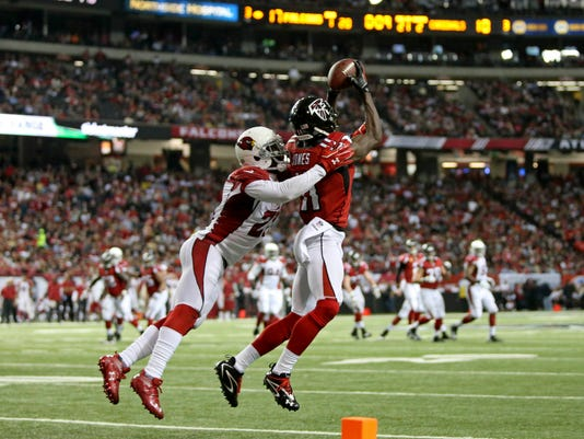 NFL: Arizona Cardinals at Atlanta Falcons