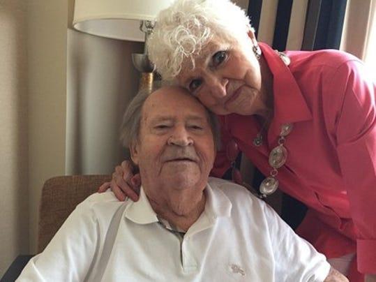 Anniversaries: Mike Fulton & Mary Jane Fulton