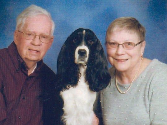 Anniversaries: Warren Davis & Mary Davis