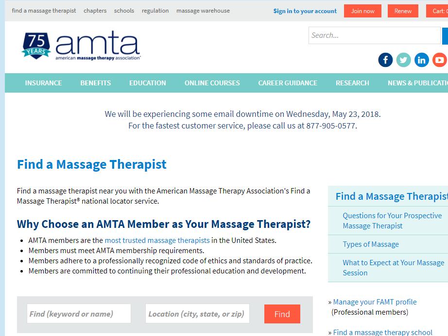 sex massage website