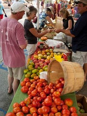 The TD Saturday Market starts its 24th season May 7, with a record 79 total vendors.