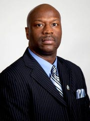 Florida A&M University Police Chief Terence Calloway.