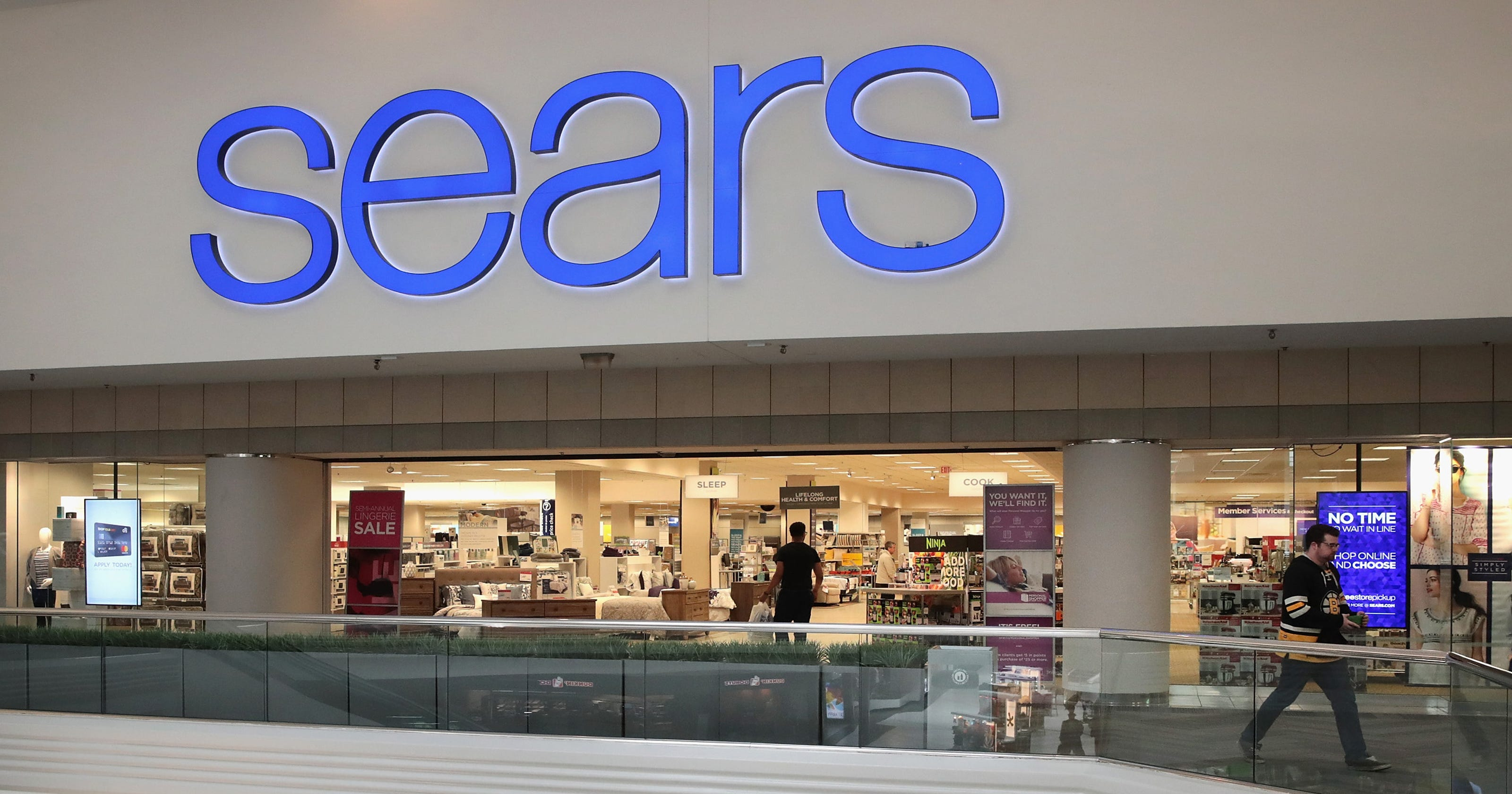 6331ec24134 Sears gets  4.4 billion bid to buy company out of bankruptcy from Lampert