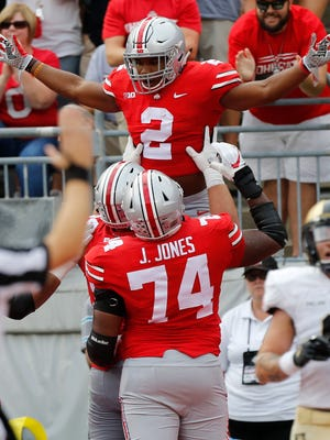 No 9 Ohio State Bounces Back With Rout Of Army