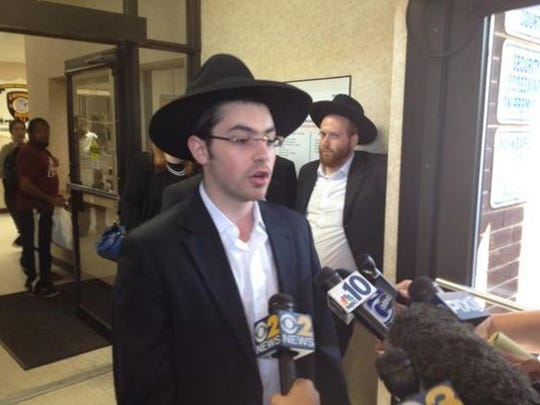 Sofer's brother Yaakov Sofer pleads for his brother's safe return.