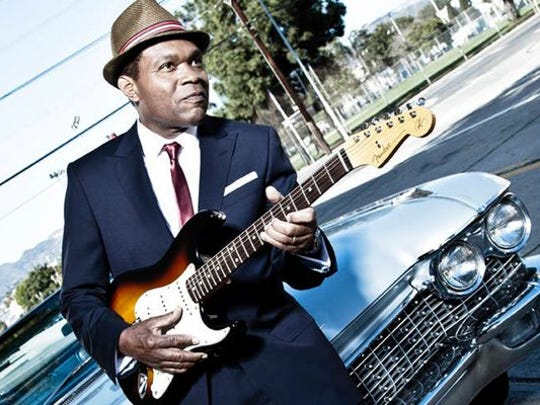 The Robert Cray Band will perform Saturday at the Mish.