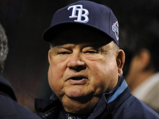 Don Zimmer managed the Indianapolis Indians in 1968.