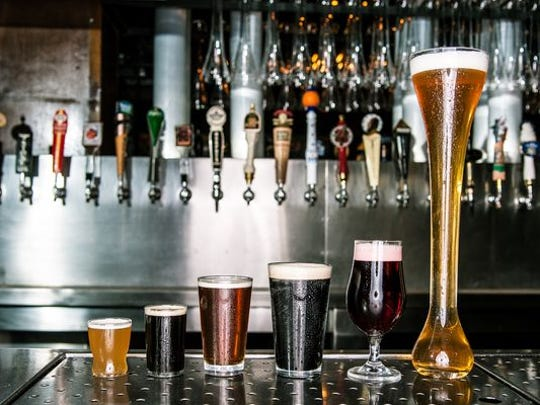 Yard House will have more than 125 beers on tap.