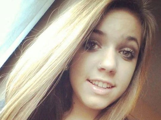 Brittany Perry, 17.