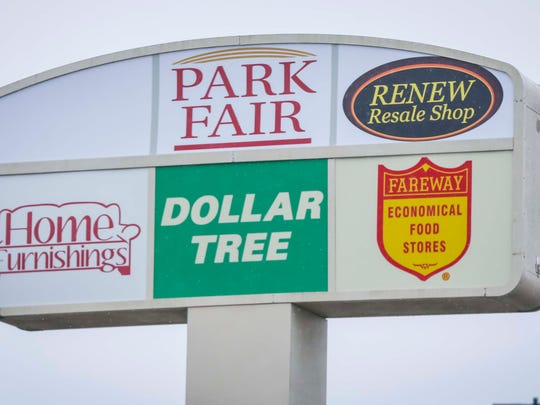 Renew Resale Shop Tuesday, April 3, 2018, in the Park Fair Mall in Des Moines, Iowa.
