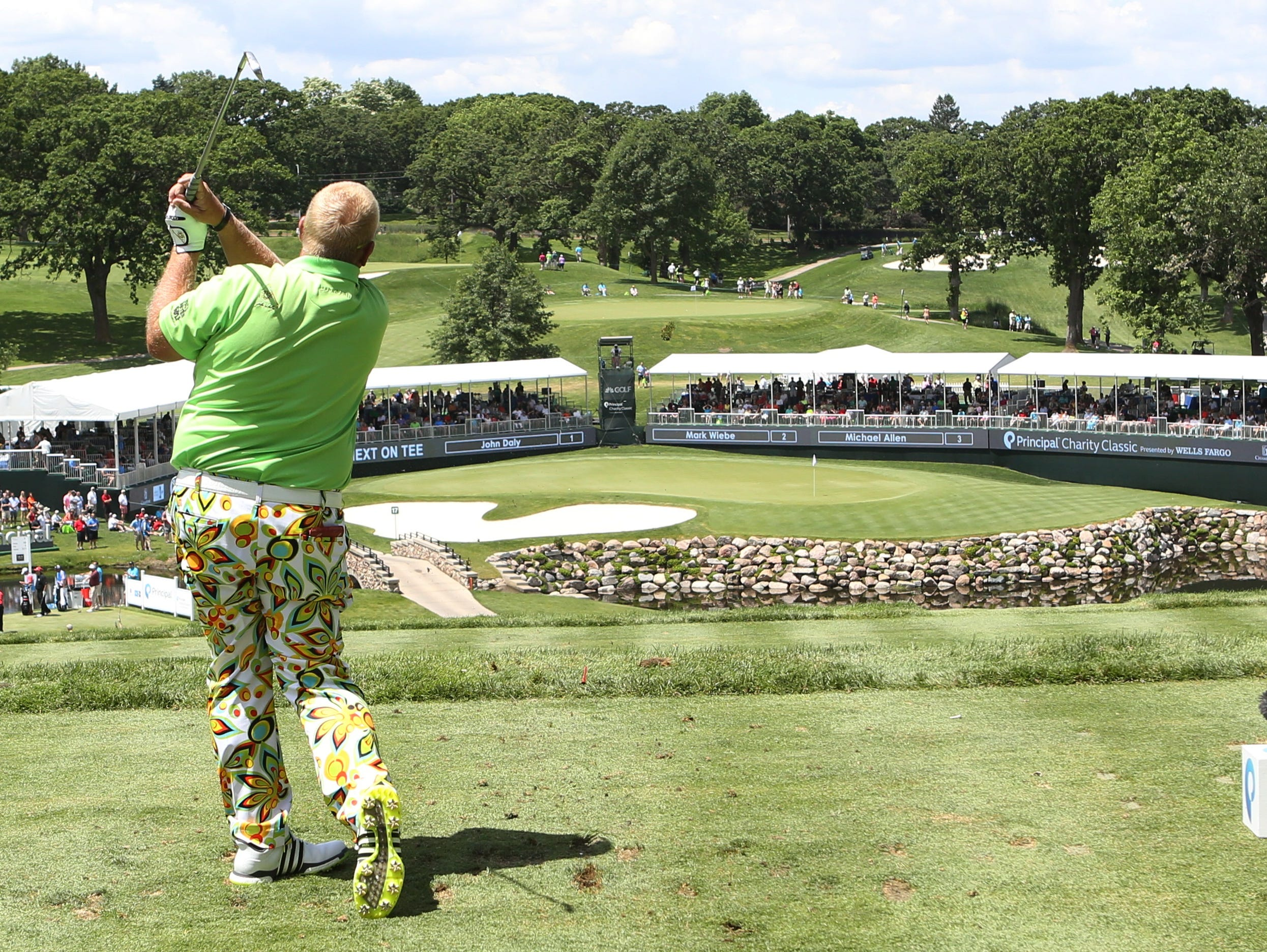 """Experience The Principal Charity Classic """"inside-the-ropes."""" Enter 5/2 - 5/20"""