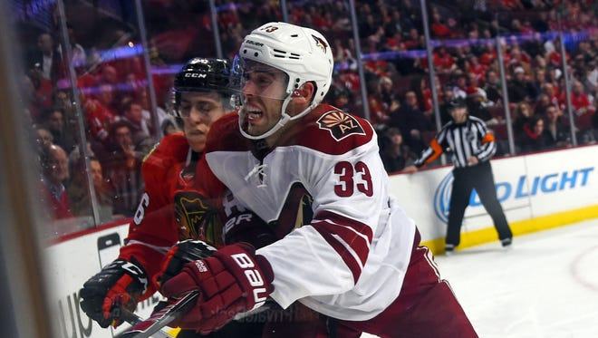 Have a question on the Coyotes? Submit it and Sarah McLellan could answer it in her chat.
