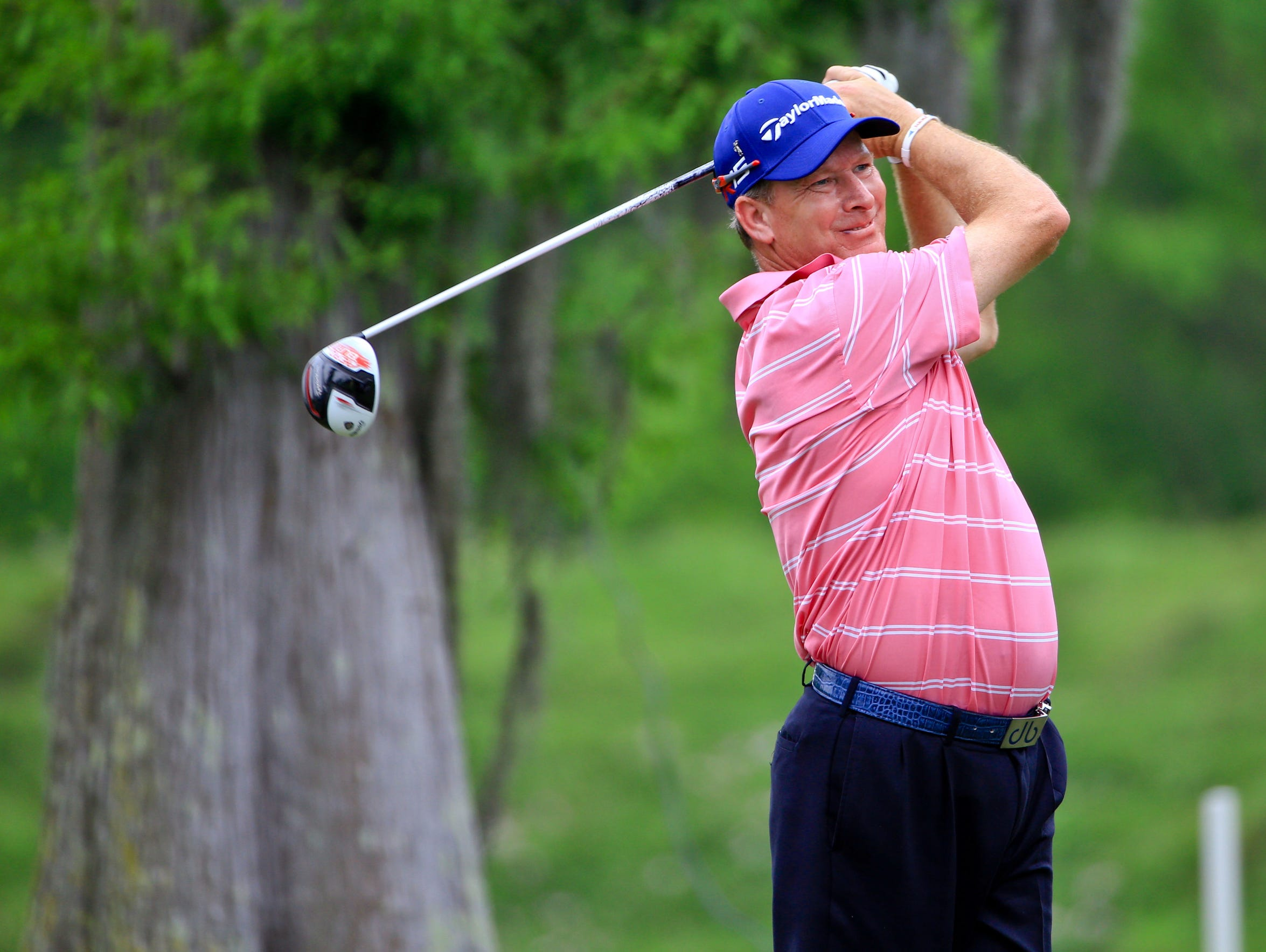 Woody Austin is the only two-time winner on the PGA