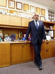 Dr. Barry Jordan, assistant medical director of Burke