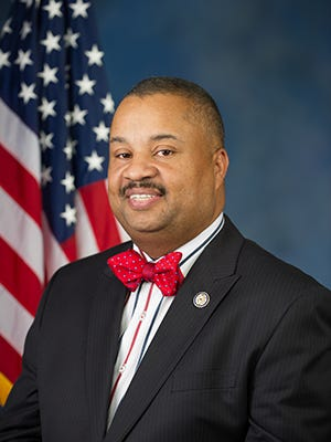 U.S. Rep. Donald M. Payne Jr. will host a town hall meeting in Montclair on Wednesday, May 31.