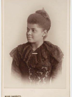 Ida B. Wells was one of the most important journalists of the late 1800s. At the 1913 suffrage march in Washington, D.C., she refused to walk in the back where Black women were being segregated. Instead, she took her place at the front of the Illinois delegation.
