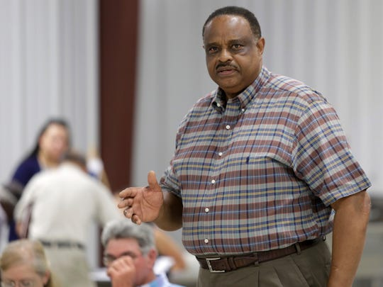 Fifth District Congressman Al Lawson, D-Tallahassee,