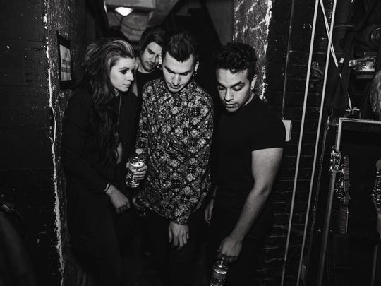 In the wake of a dynamic debut album, PVRIS is fast developing a big following. The band plays two sold out nights at the Electric Factory this weekend.