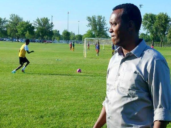 "Adbikhani ""Seyga"" Omar Mohamed, who is previously from Somalia and came to St. Cloud in 2009, has been named the new boys soccer coach at Apollo High School."