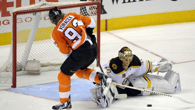 Last time the Bruins came to town, things came to a shootout.