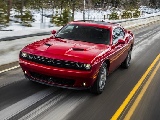 The 2017 Dodge Challenger GT becomes the first American