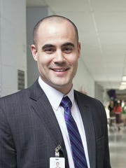 Shane Dublin, executive director of secondary learning for Springfield Public Schools
