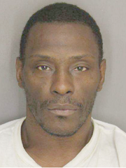 Joseph Thomas, 43, of Queens held without bail on charge of possessing stolen drugs.