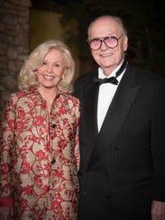 Patricia Bosley and McCallum Gala Co-Chair and Diamond