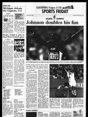Battle Creek Sports History: Week of July 28, 1996
